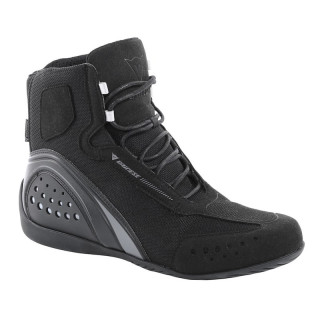 SCARPE DAINESE MOTORSHOE AIR SHOES JB - BLACK ANTHRACITE