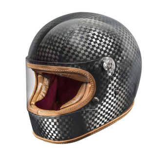 PREMIER TROPHY CARBON TECH L.E. HELMET
