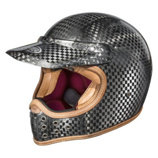 PREMIER MX CARBON TECH L.E. HELMET