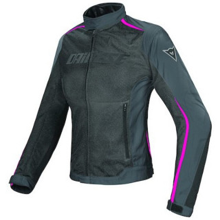 GIACCA DAINESE HYDRA FLUX LADY D-DRY - NERO EBANO FUCSIA