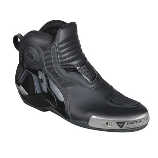 DAINESE DYNO PRO D1 SHOES - BLACK ANTHRACITE