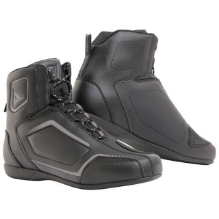 DAINESE RAPTORS SHOES - BLACK ANTHRACITE