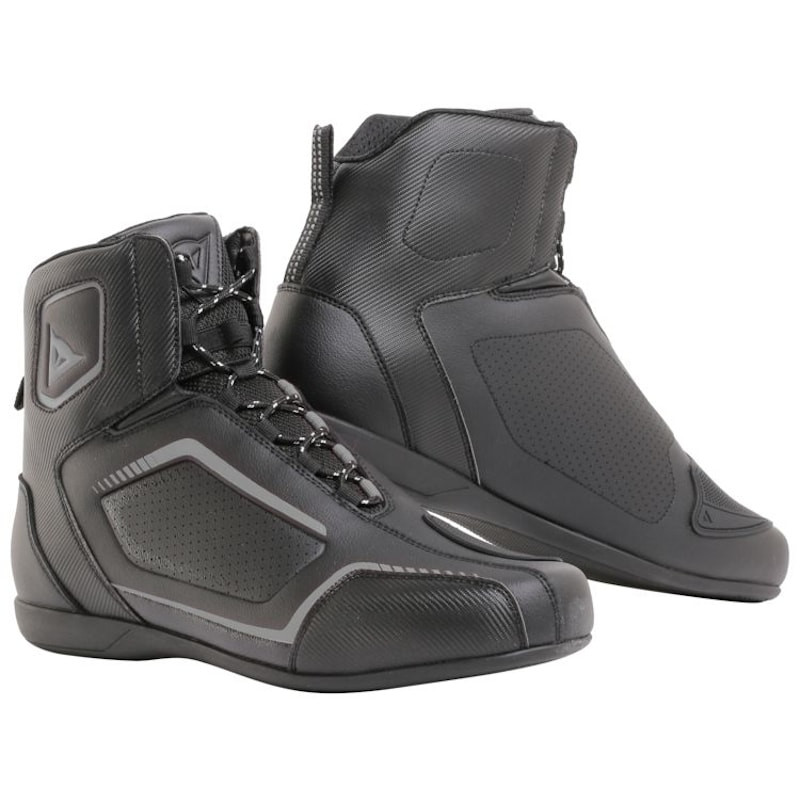 DAINESE RAPTORS AIR SHOES - BLACK ANTHRACITE