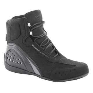 SCARPE DAINESE MOTORSHOE D-WP SHOES JB - BLACK ANTHRACITE
