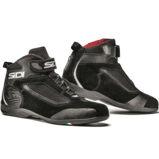 SIDI GAS SHOES - BLACK