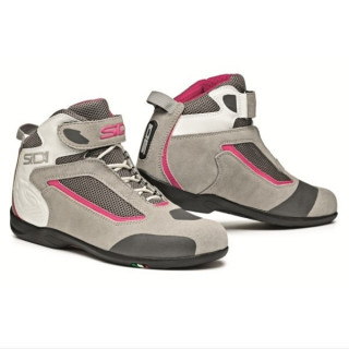 SIDI GAS SHOES - GREY PINK