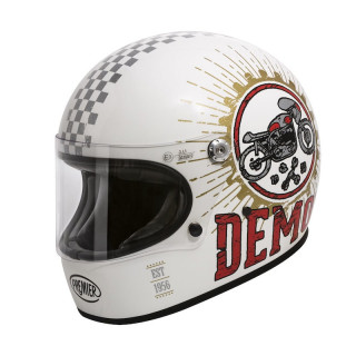 CASCO PREMIER TROPHY SD 8 BM - SPEED DEMON BIANCO