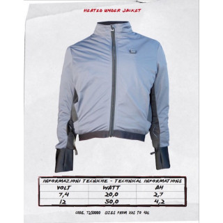 KLAN HEATING JACKET - TAB