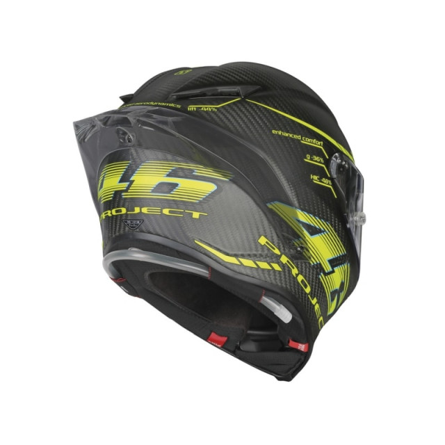 AGV PISTA GP R PROJECT 46 2.0 - BACK