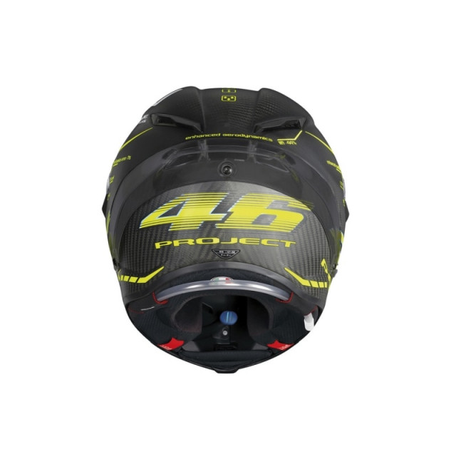 AGV PISTA GP R PROJECT 46 2.0 - BACK 2