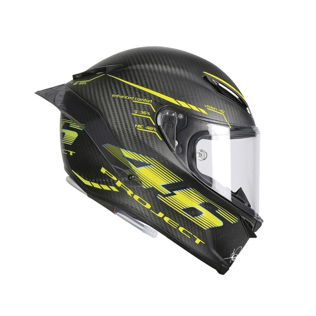 AGV PISTA GP R PROJECT 46 2.0 - SIDE