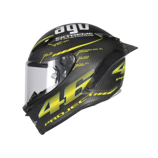 AGV PISTA GP R PROJECT 46 2.0 - SIDE 2
