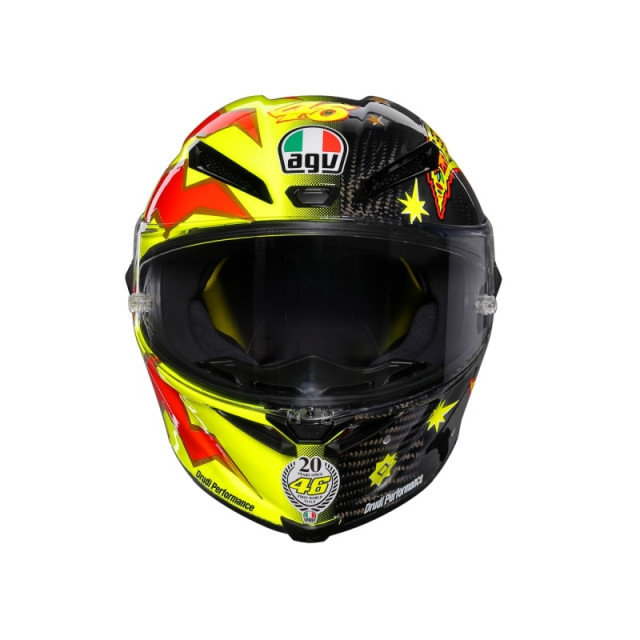 AGV PISTA GP R LIMITED EDITION - FRONT
