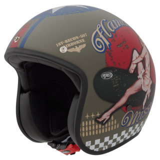 CASCO PREMIER LE PETIT CLASSIC PIN UP MILITARY