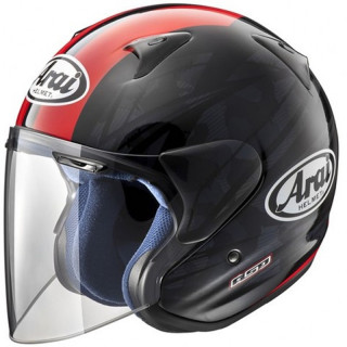 ARAI SZ-F BLAST - RED