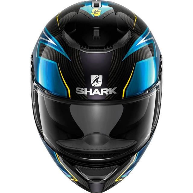 shark spartan carbon guintoli helmet burnoutmotor. Black Bedroom Furniture Sets. Home Design Ideas