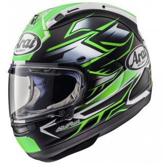 ARAI RX-7V GHOST - GREEN
