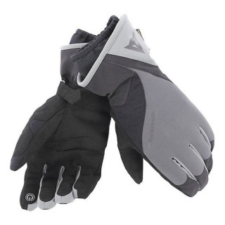 DAINESE AVENUE D-DRY GLOVES - BLACK ANTHRACITE