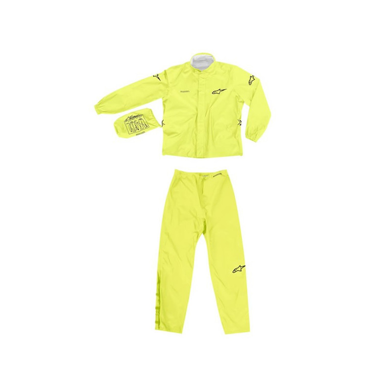 ALPINESTARS QUICK SEAL OUT JACKET AND PANTS