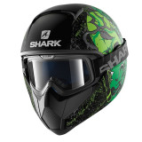 CASCO SHARK VANCORE ASHTAN MAT - BLACK GREEN GREEN