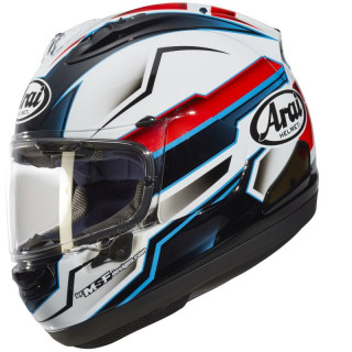 ARAI RX-7V - SCOPE WHITE