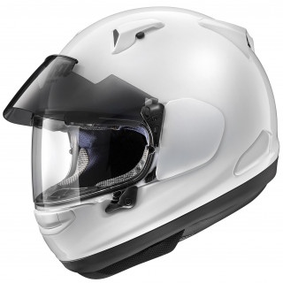 ARAI QV-PRO PLAIN - DIAMOND WHITE
