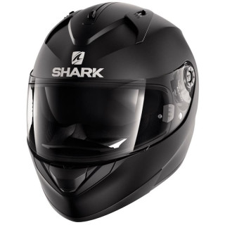 CASCO SHARK RIDILL BLANK MAT - MAT BLACK