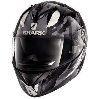 SHARK RIDILL OXYD HELMET - BLACK CHROME ANTHRACITE