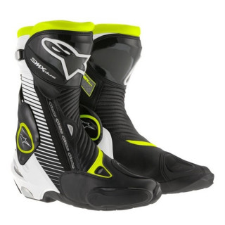 SMX PLUS BOOT 2017 - WHITE BLACK FLUO