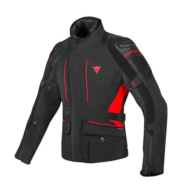 GIACCA DAINESE D-CYCLONE GORE-TEX® - NERO ROSSO