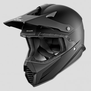 CASCO SHARK VARIAL BLANK MAT - BLACK MAT