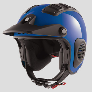 SHARK ATV-DRAK HELMET - BLUE