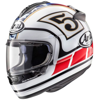 ARAI CHASER-X EDWARDS LEGEND REPLICA - WHITE