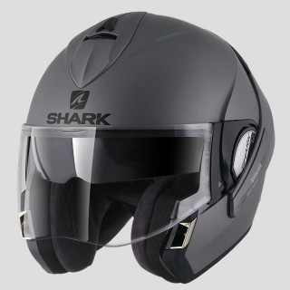 CASCO SHARK EVOLINE SERIES 3 BLANK MAT - MAT ANTHRACITE