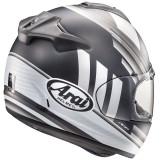 ARAI CHASER-X FENCE GRAY - BACK
