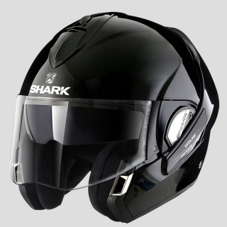 CASCO SHARK EVOLINE SERIES 3 BLANK - BLACK