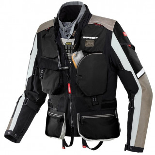 SPIDI HARD TRACK PRO H2OUT JACKET