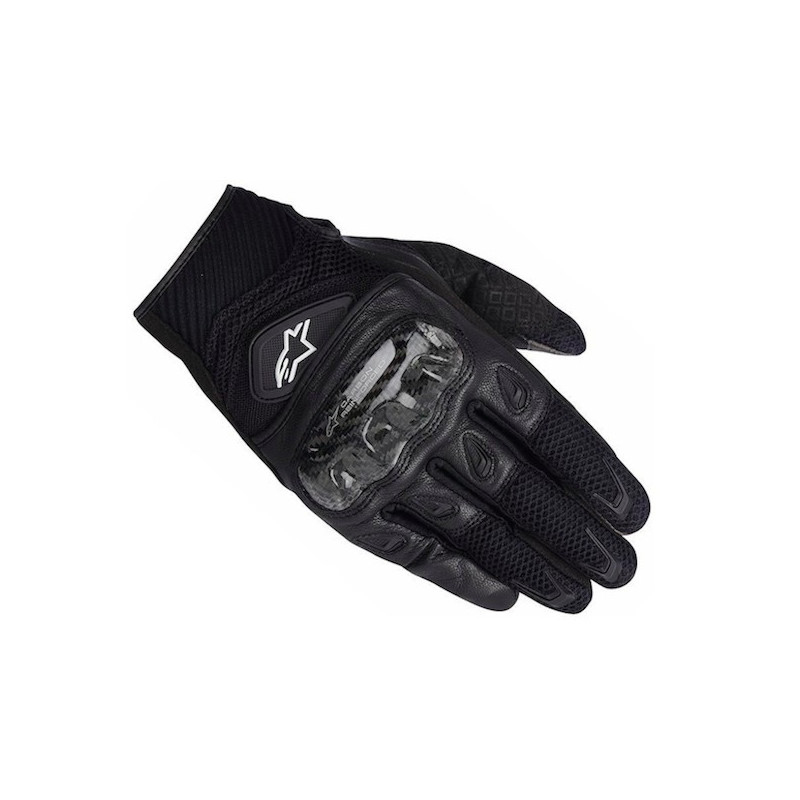 ALPINESTARS SMX-1 AIR CARBON GLOVE - NERO