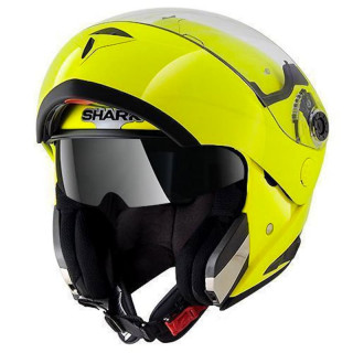 CASCO SHARK OPENLINE HI-VIS - YELLOW BLACK YELLOW