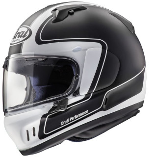 ARAI RENEGADE-V OUTLINE - BLACK