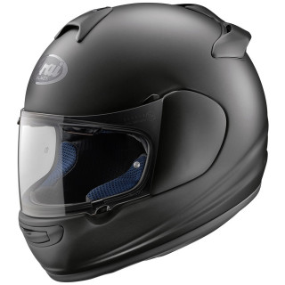 ARAI AXCES-3 PLAIN - FROST BLACK