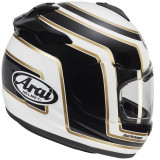 ARAI AXCES-3 MATRIX BLACK - BACK