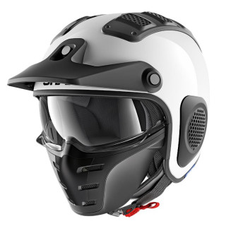 CASCO SHARK X-DRAK BLANK - WHITE AZUR