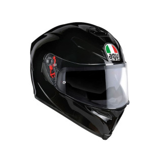 CASCO AGV K-5 S SOLID - BLACK