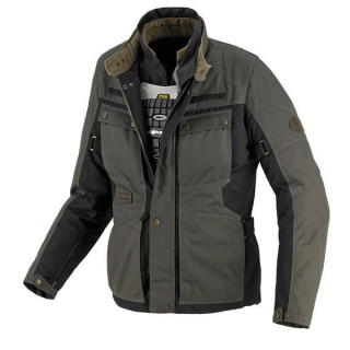SPIDI WORKER H2OUT JACKET - ANTRACITE