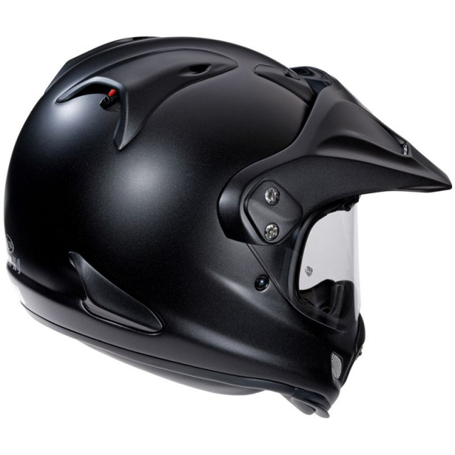 ARAI TOUR-X 4 MONO FROST BLACK - BACK