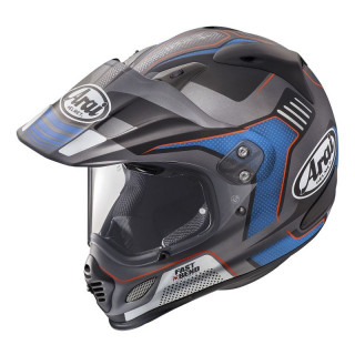 ARAI TOUR-X 4 VISION - GRAY BLUE