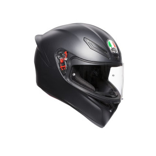 CASCO AGV K1 SOLID - MATT BLACK