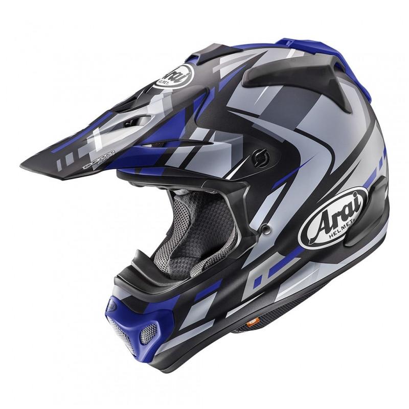 ARAI MX-V BOGLE - BLUE