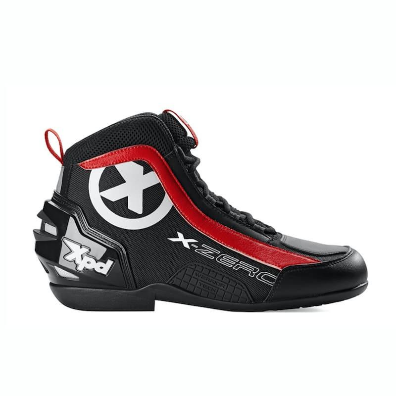SCARPE XPD X-ZERO - BLACK RED
